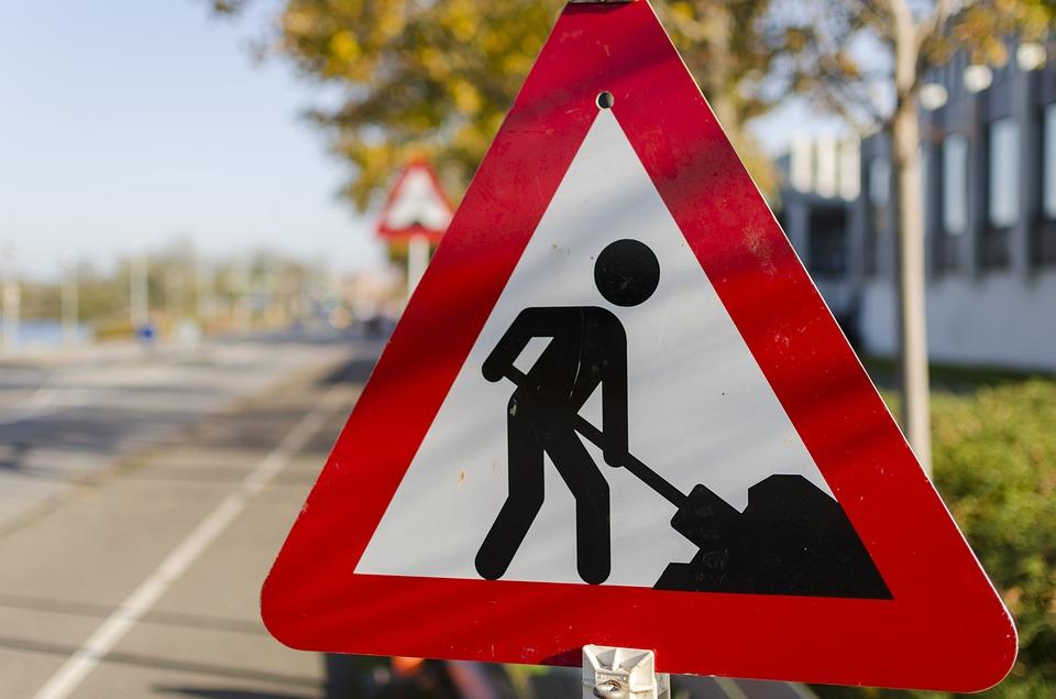 Bringt der Straßenausbau mehr Sicherheit?