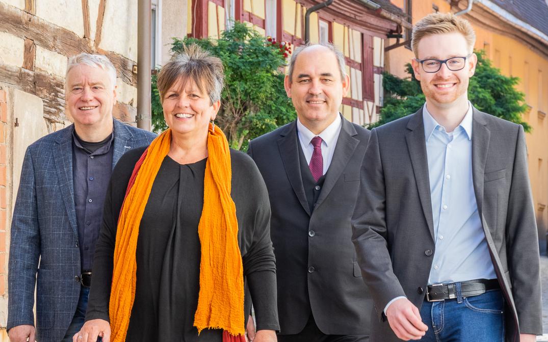 Die Wilhermsdorfer Grünen nehmen erstmals Kurs auf das Rathaus