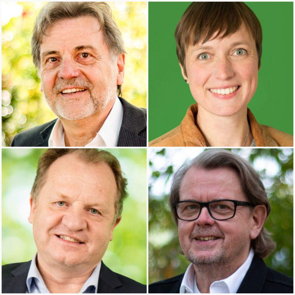 Unsere Grünen Bürgermeister!