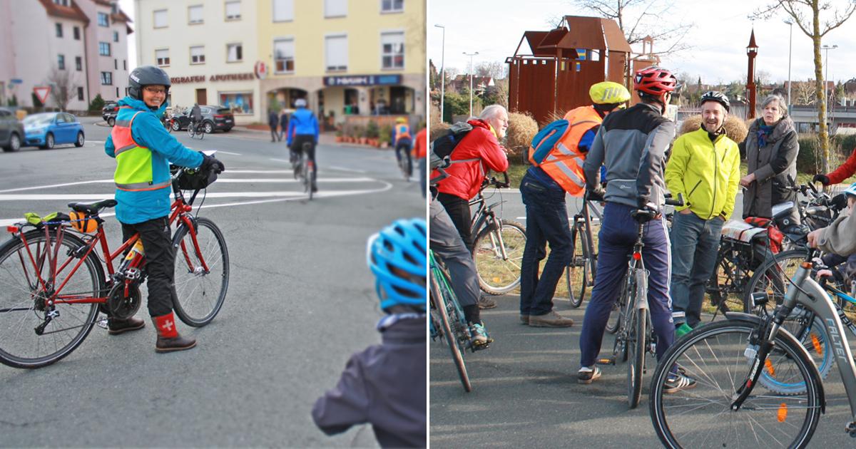 Auf dem Weg zur fahrradfreundlichen Kommune