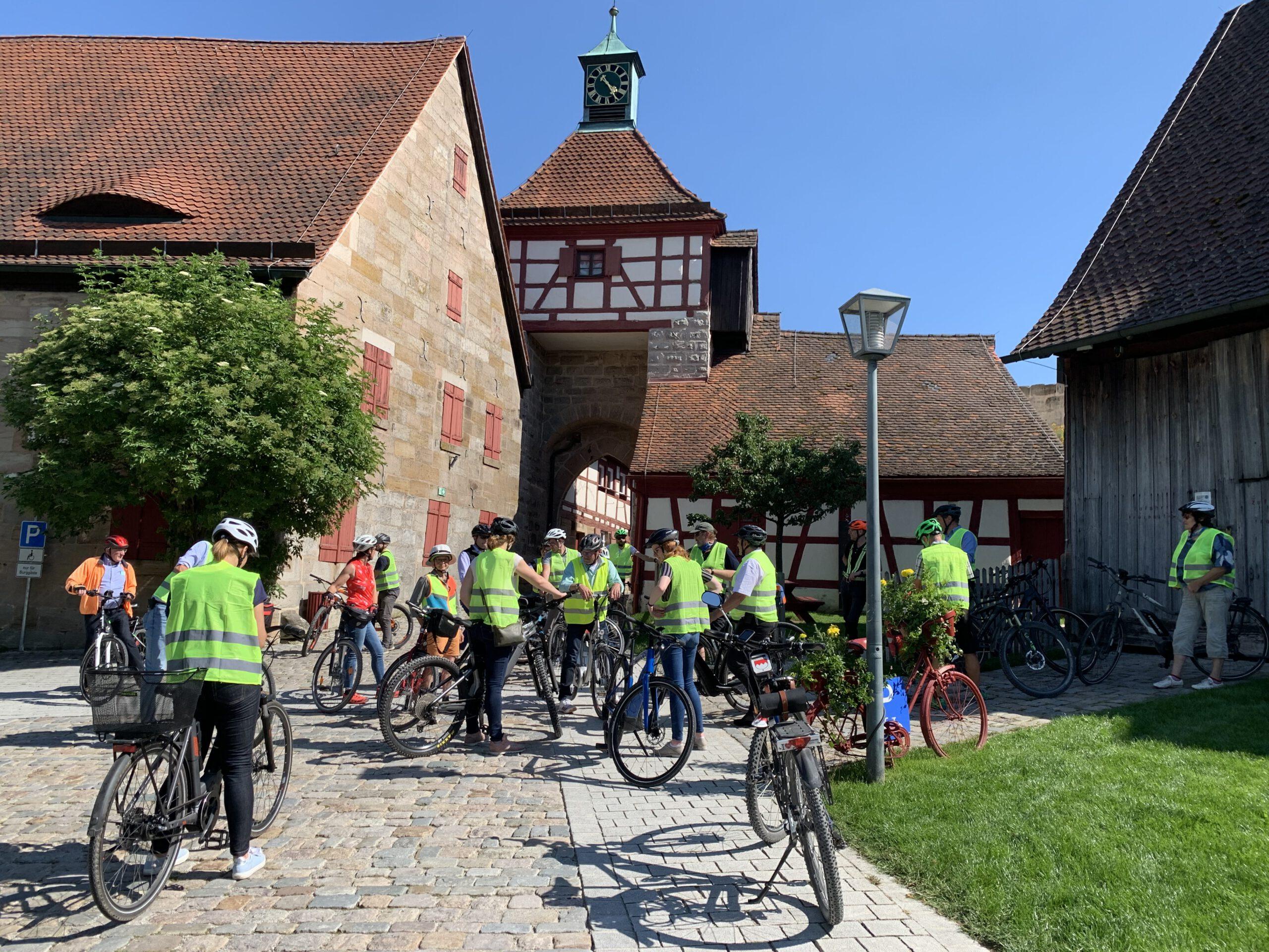 Radeln für ein fahrradfreundliches Cadolzburg