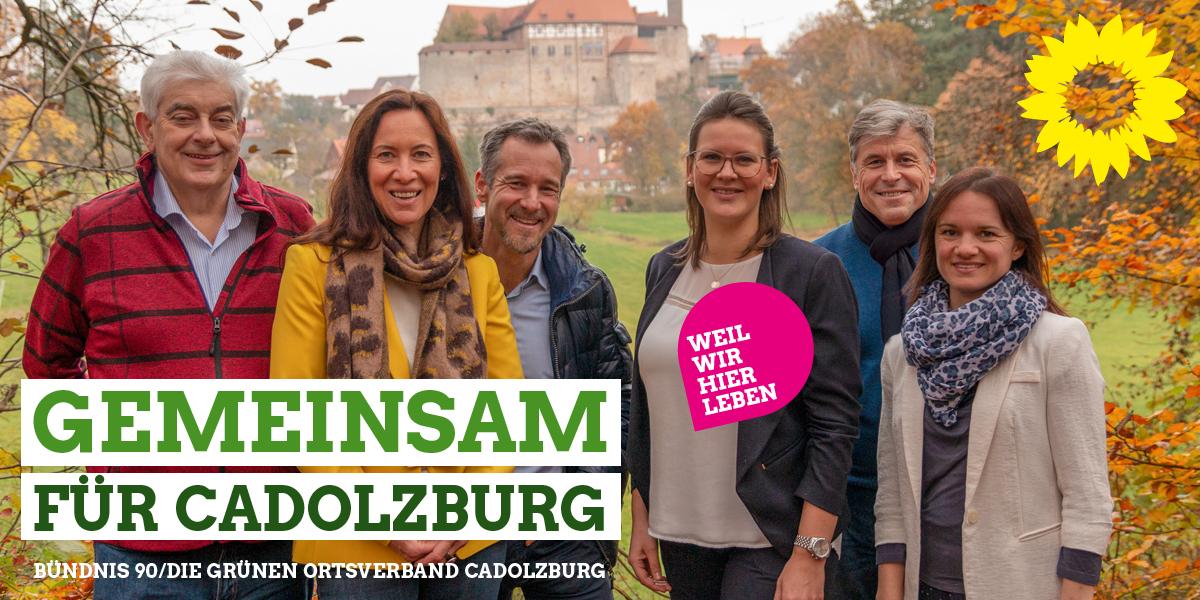 GRÜNE Power für Cadolzburg!
