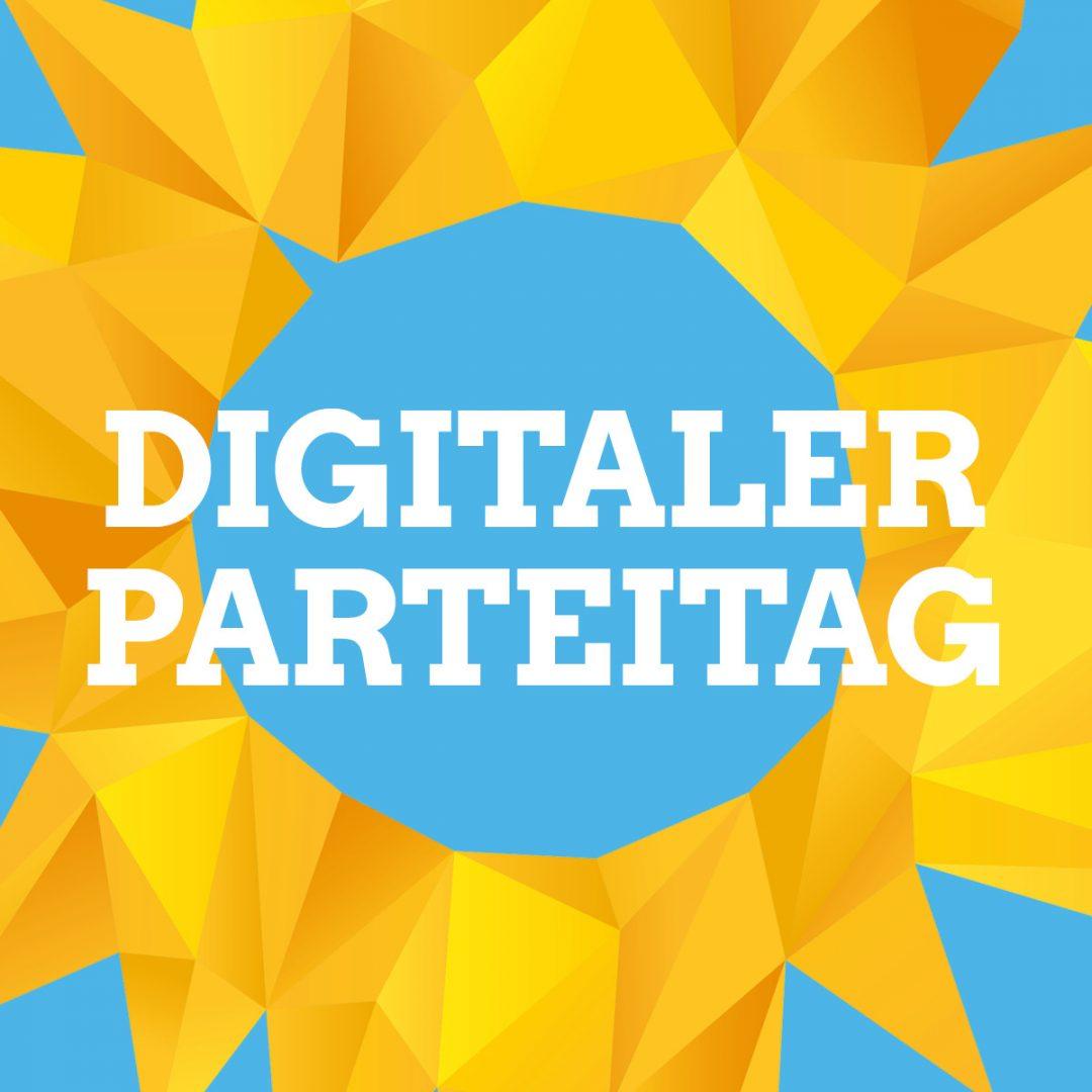 Wirtschaft im Mittelpunkt beim digitalen Landes-Parteitag