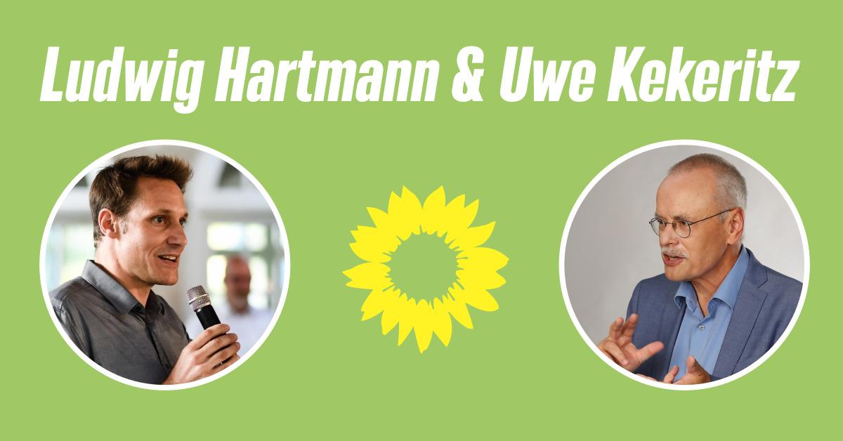 Einladung: Bürgerdialog mit Ludwig Hartmann und Uwe Kekeritz in Großhabersdorf!